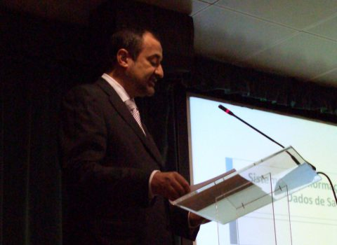 Discurso de raul Mascarenhas no encontro TIC