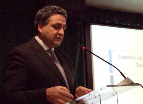O Ministro da Saúde Paulo Macedo