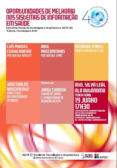 Cartaz do encontro OMSIS