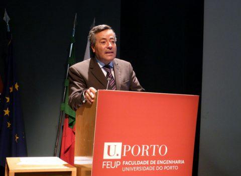 Secretário de Estado da Saúde Dr. Manuel Teixeira