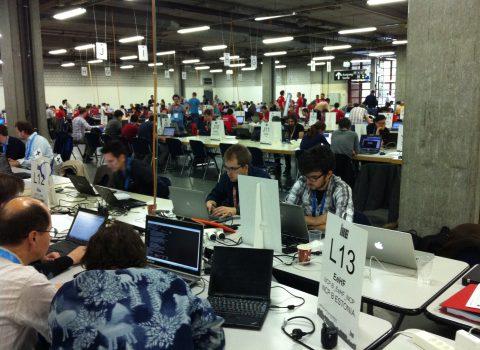 Reunião de técnicos que integram o epSOS