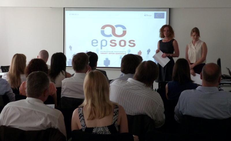 Workshop epSOS na SPMS