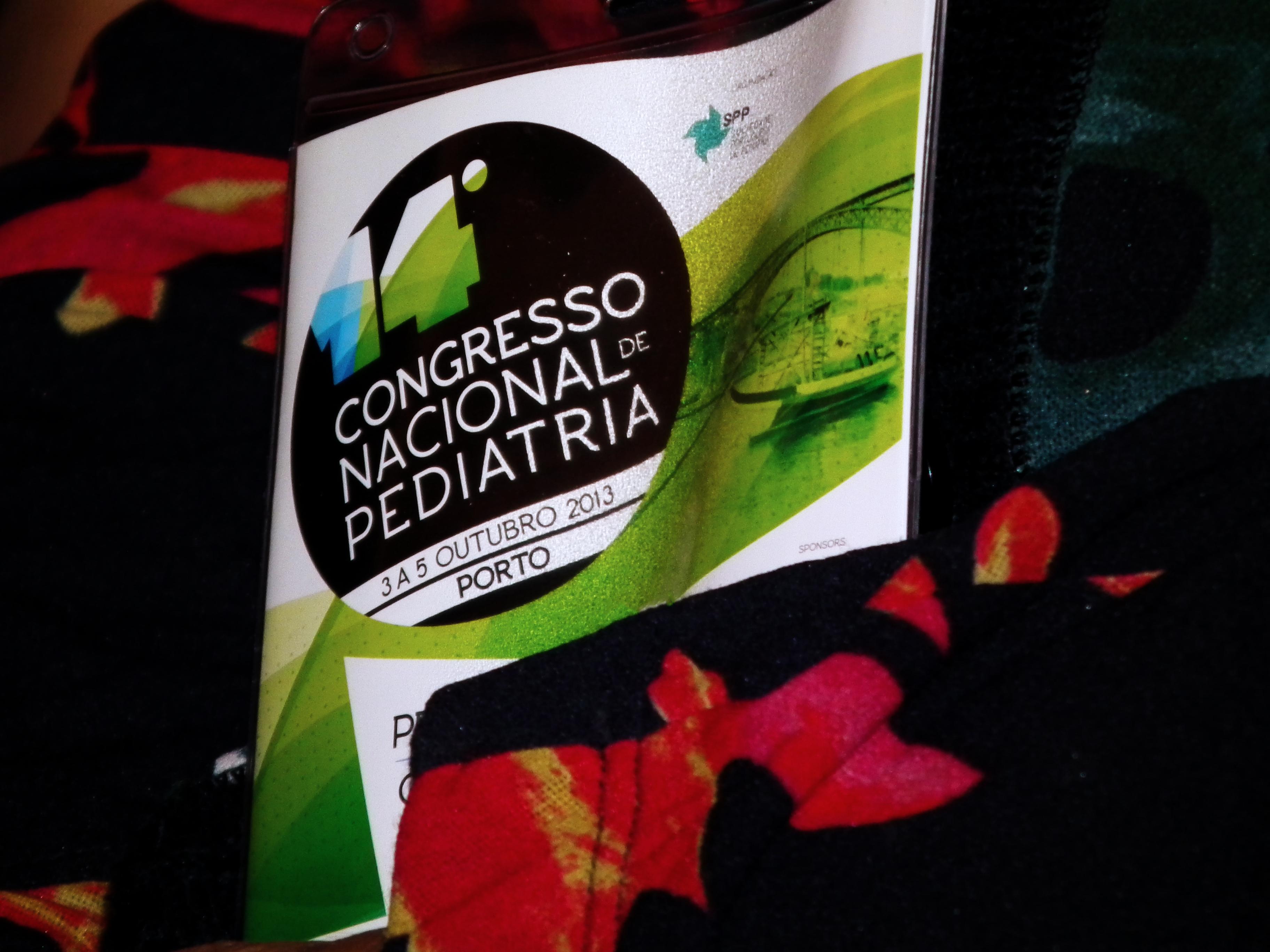 14º congresso de Pediatria