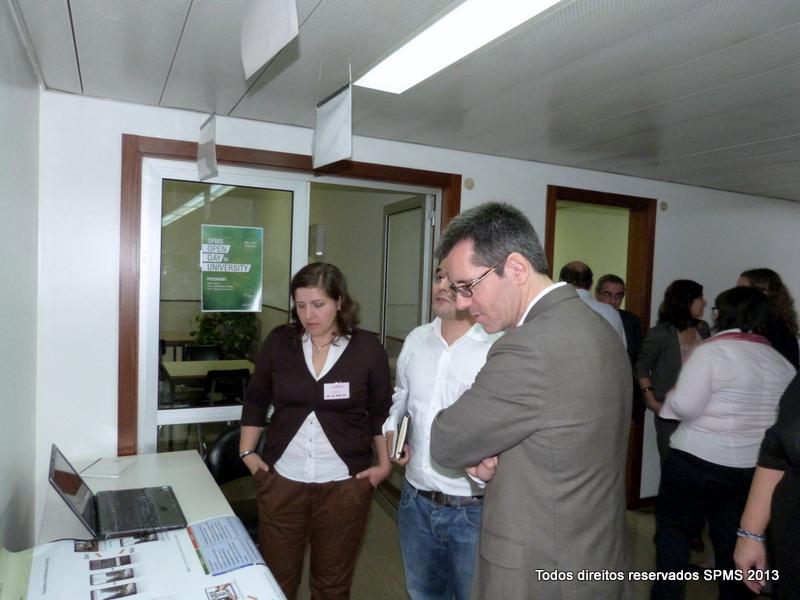 Exposição de projetos