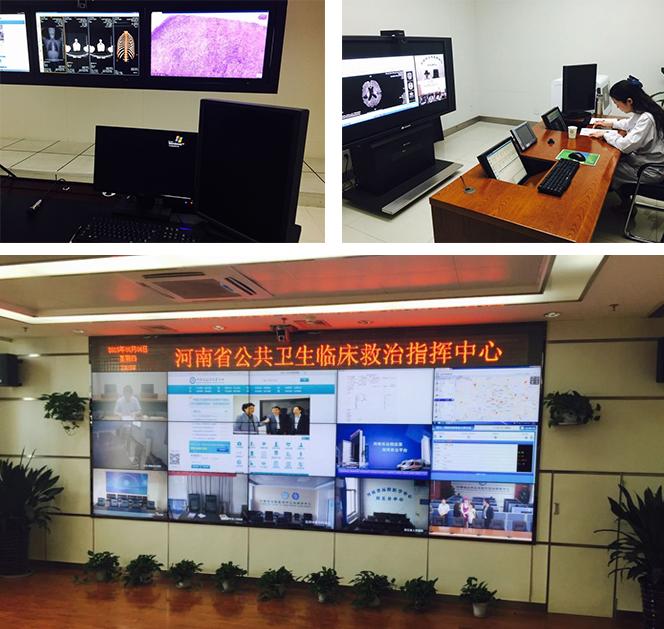 Visita à China