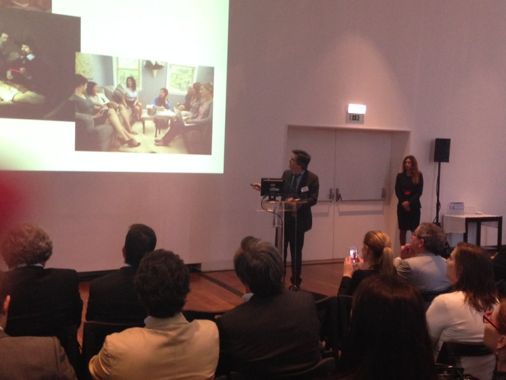 Presidente da SPMS, Professor Henrique Martins
