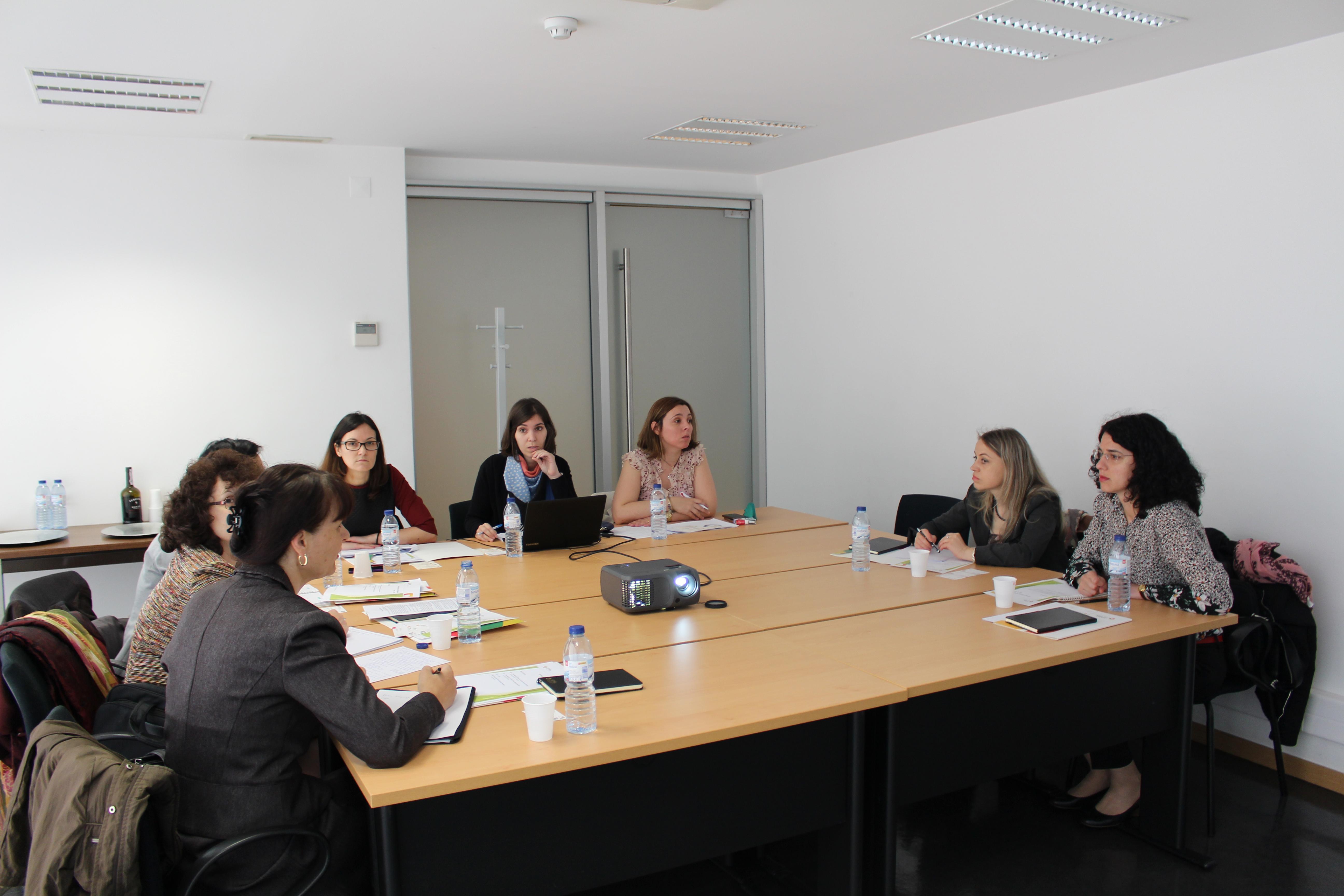 Delegação da SPMS e Comitiva Búlgara