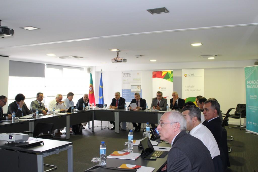 10ª Reunião da Rede operacional de serviços TIC da administração pública