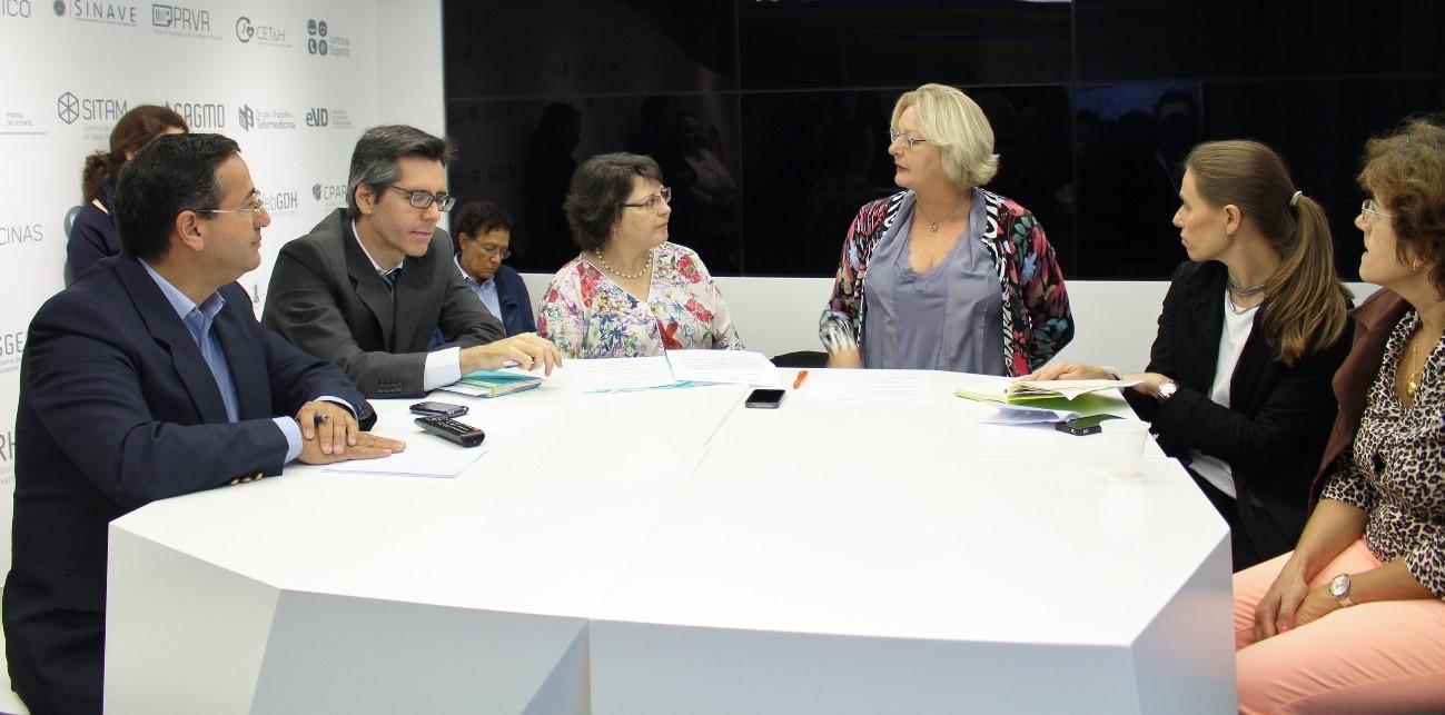 Henrique Martins, Lília Marques e Zoi Kolitsi