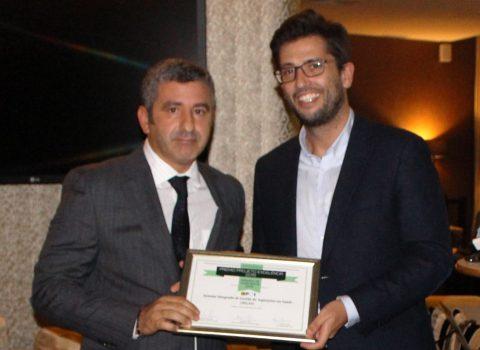 Entrega Premio_Dr Artur Mimoso