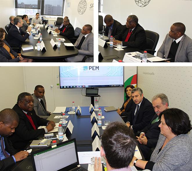 Delegação de Moçambique