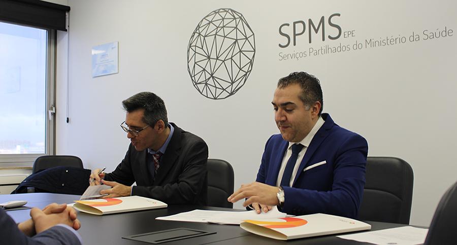 SPMS e Ordem dos Enfermeiros assinam Protocolo de Cooperação
