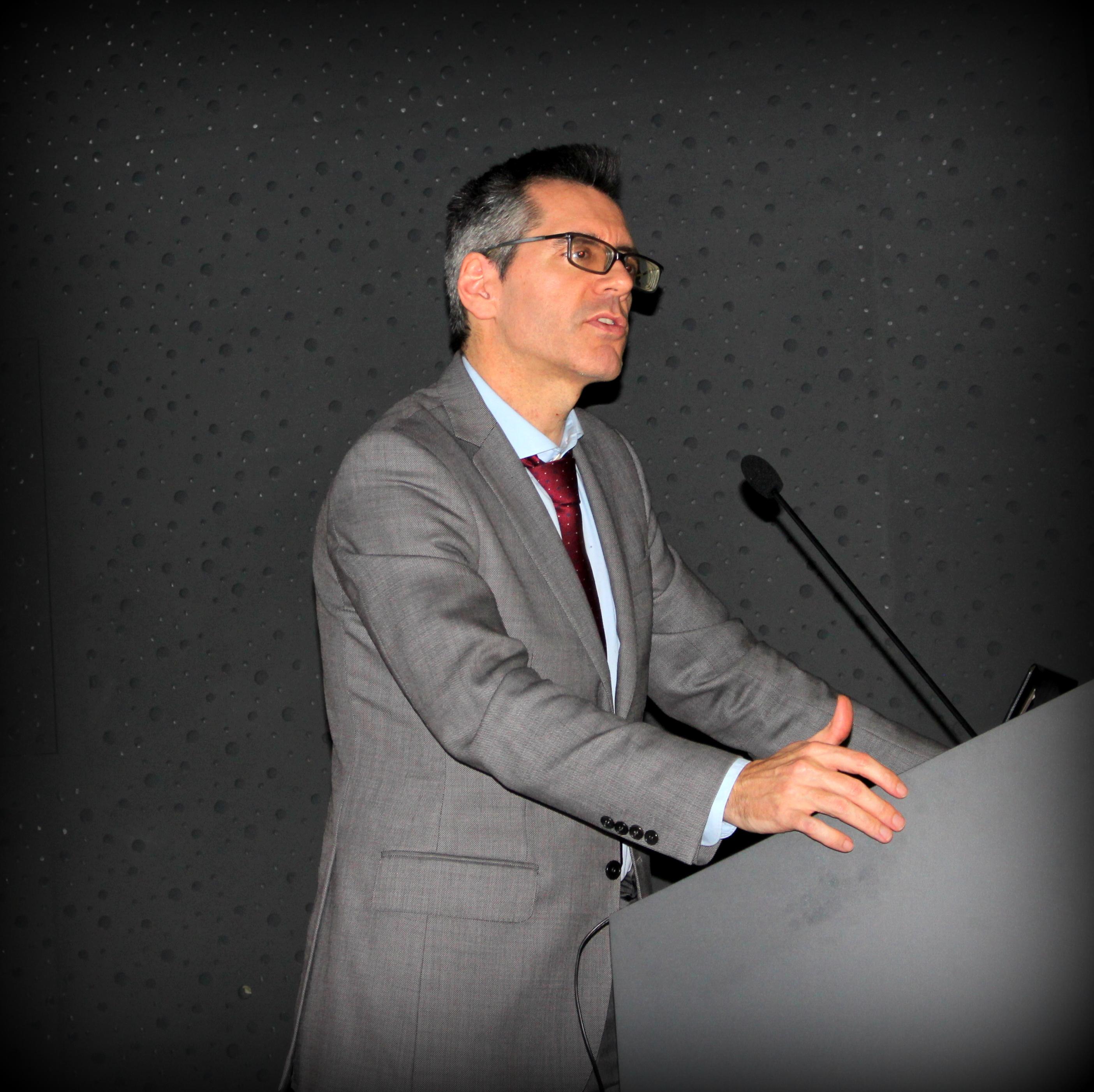 Presidente do Conselho de Administração da SPMs, EPE, Henrique Martins