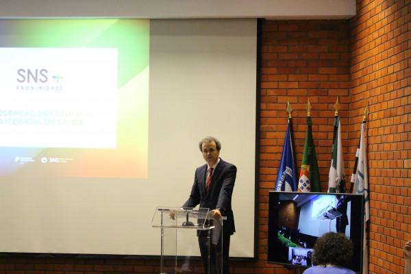 Fernando Araújo, Secretário de Estado Adjunto e da Saúde