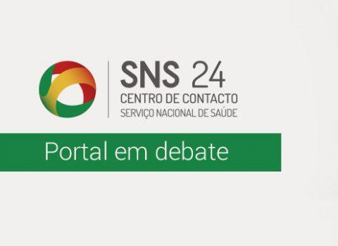 SPMS promove debate sobre Portal SNS24