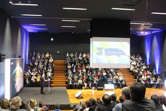 auditório do seminario