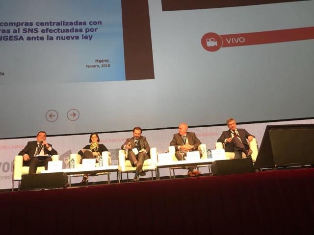 Congresso Nacional de Contratação Pública Eletrónica em Espanha