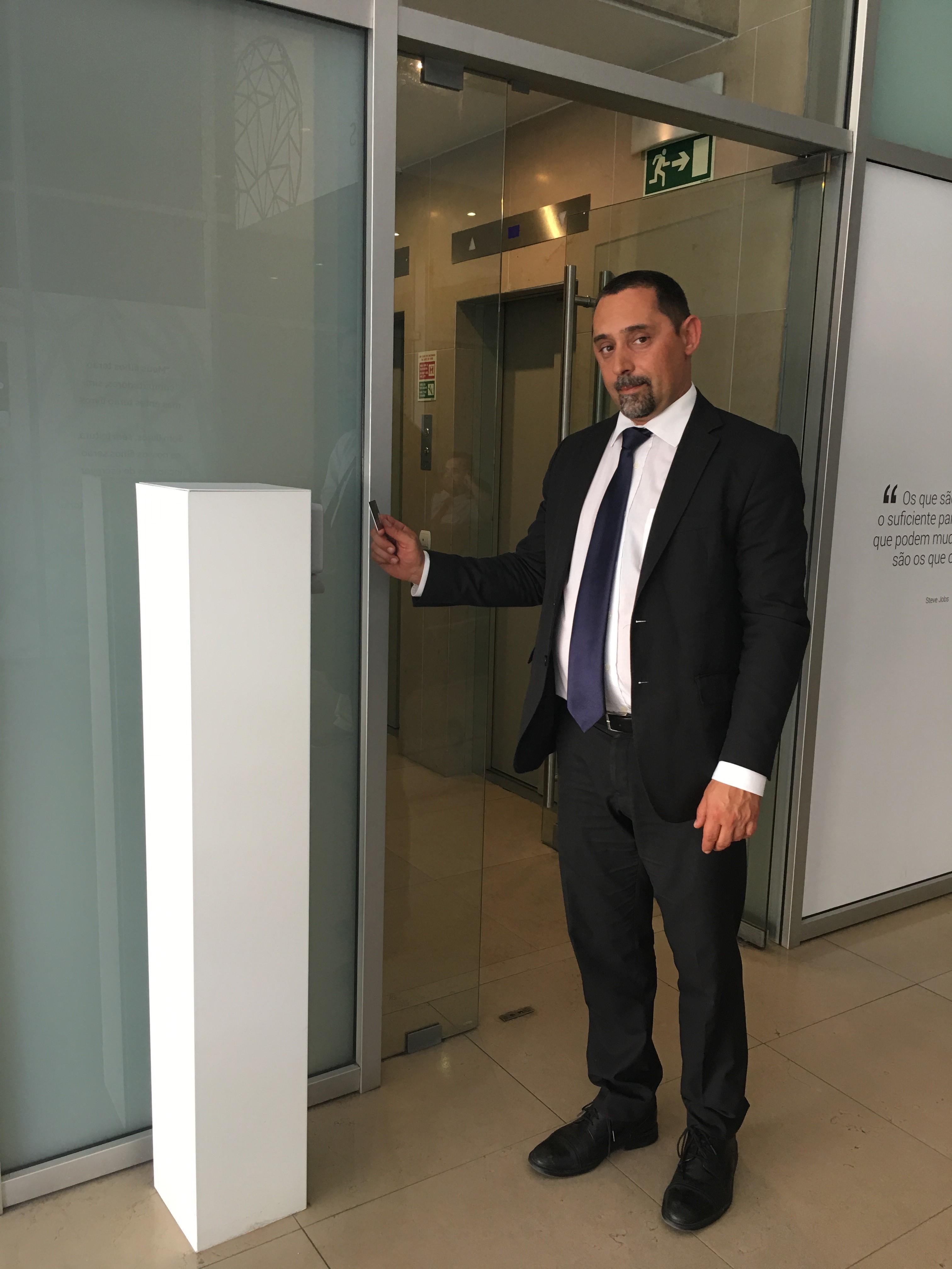 Paulo Pio, Coordenador da Direção de Recursos Humanos da SPMS, EPE