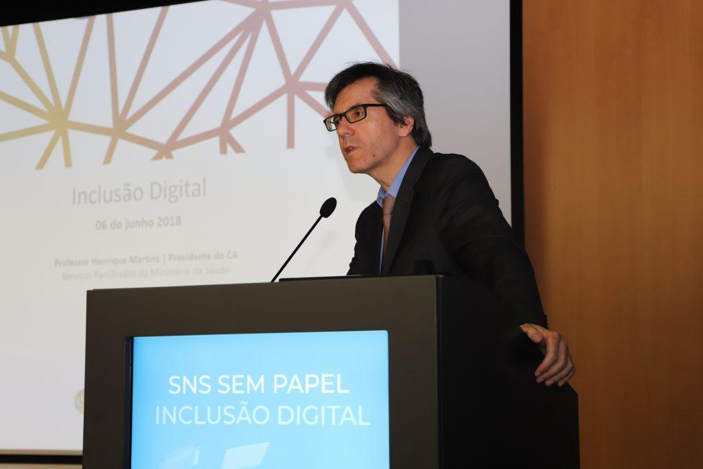 prof henrique inclusao digital