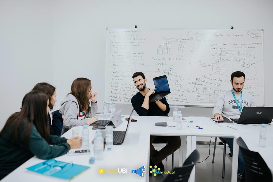 """SPMS participa na 1ª edição """"Hack The Brain""""_2"""