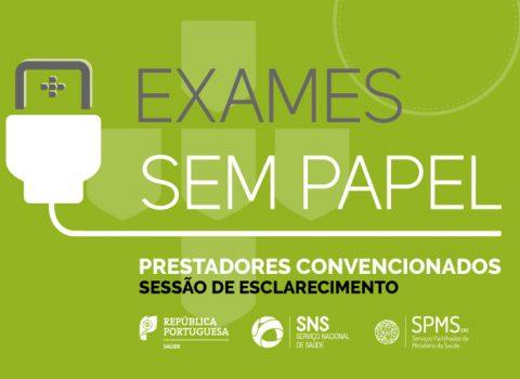 exames sem papel, fundo verde, 19 julho