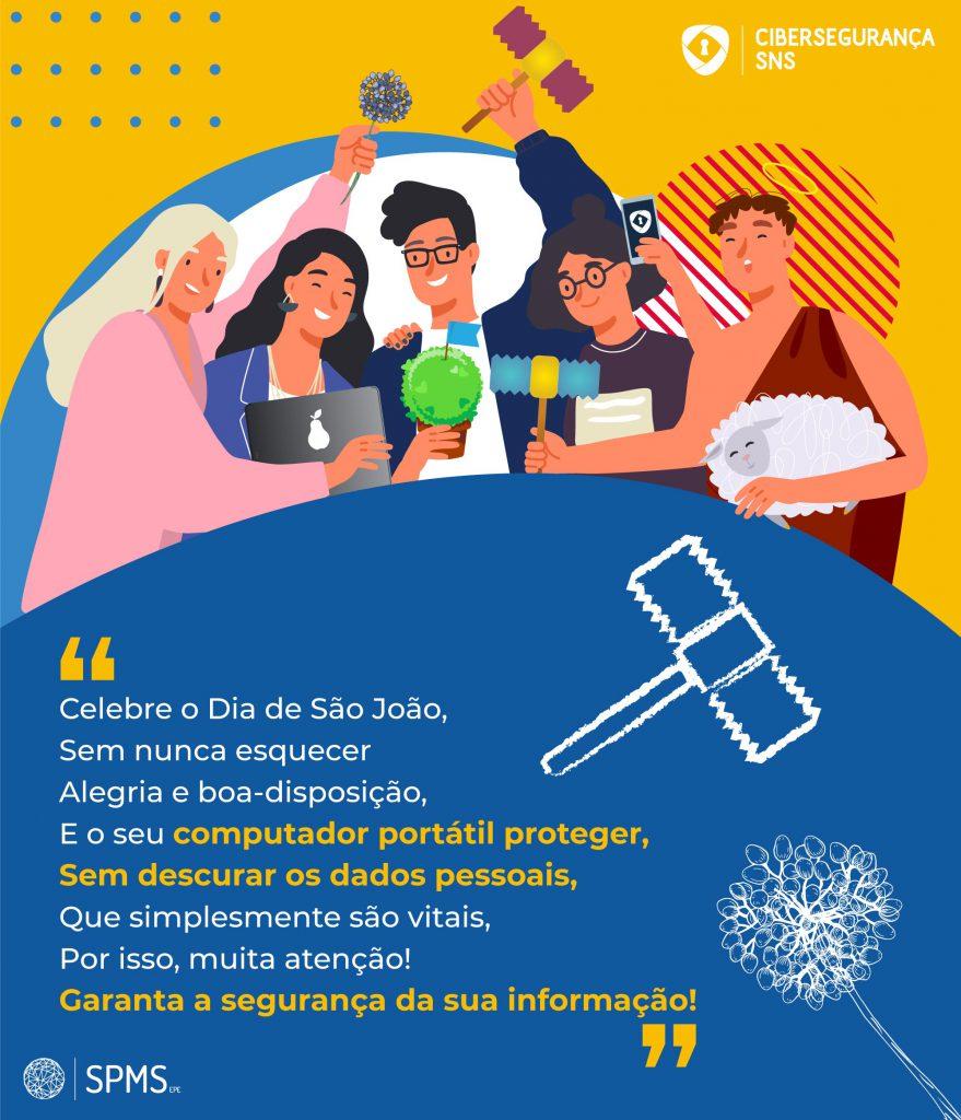 infografia cibersegurança São João