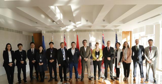 """Cyber Security Workshop"" promovido pela SPMS_4"
