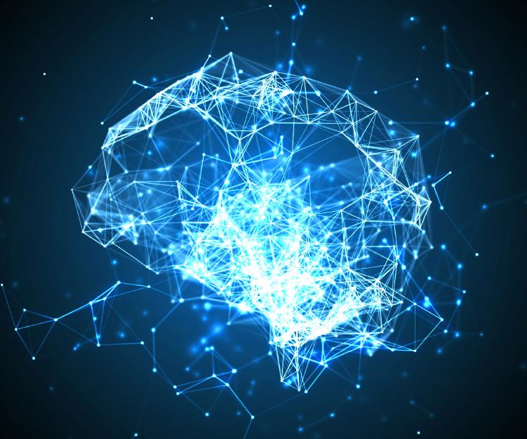 imagem cérebro tecnológico