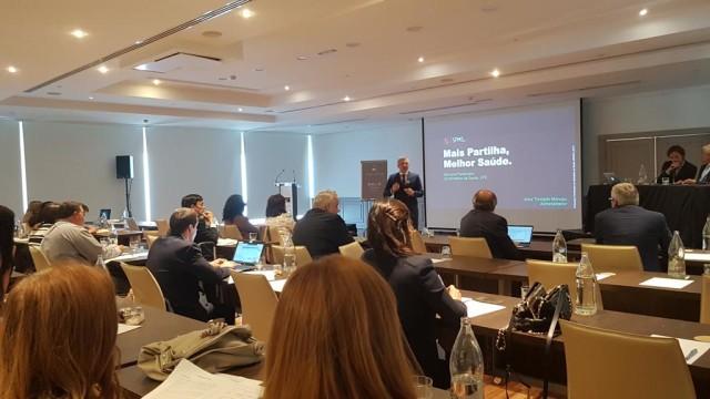 artur mimoso discursa na conferencia e-procurement