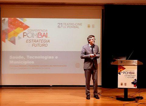 Professor Henrique Martins na Conferência Pombal Estratégia e Futuro