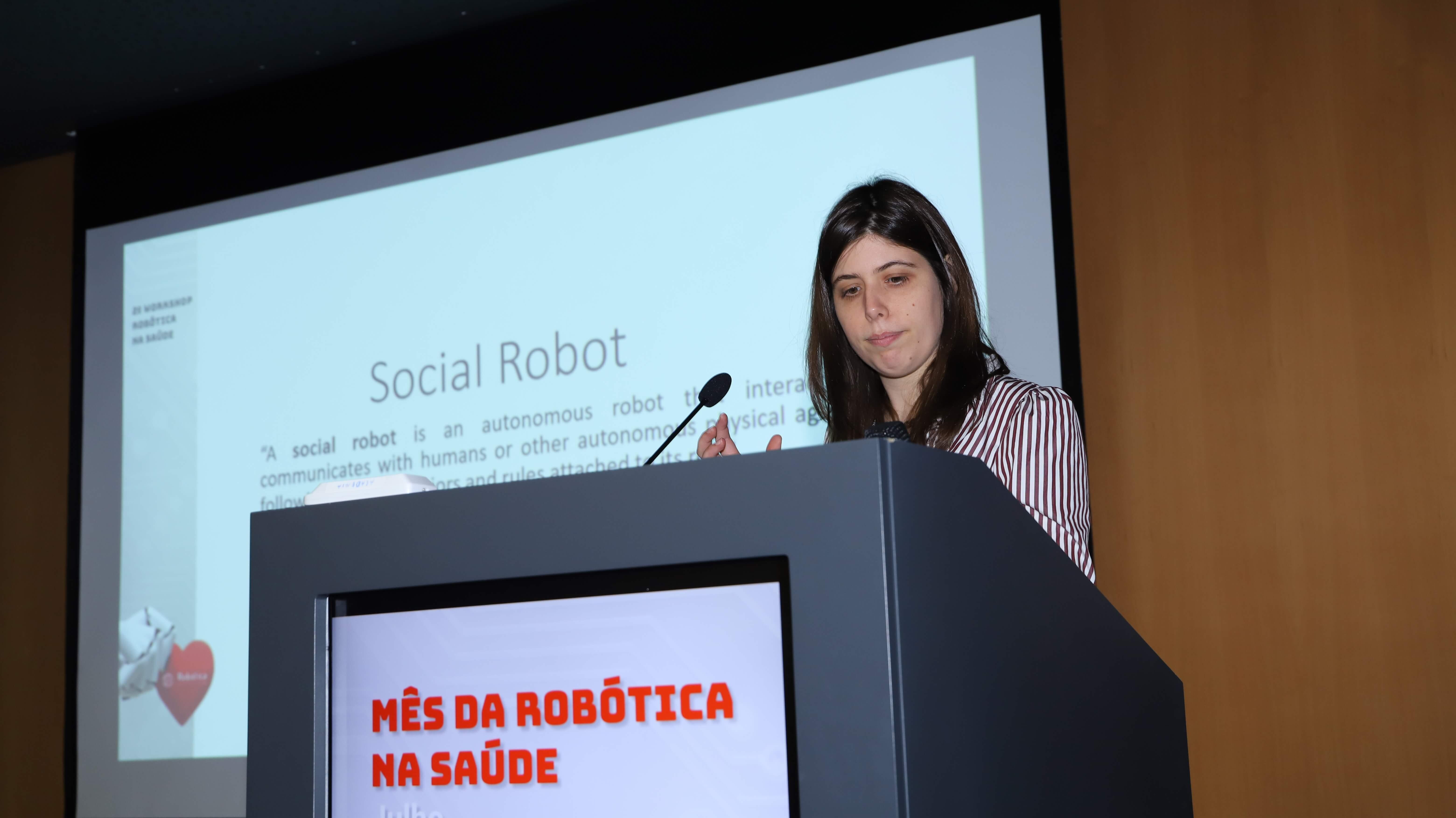 workshop Robótica