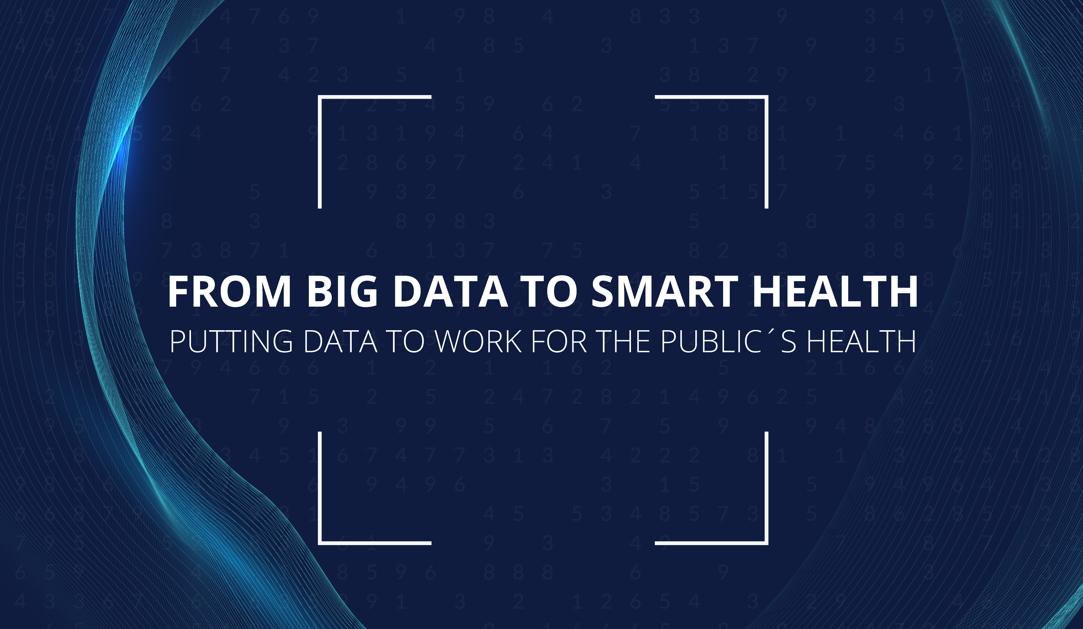 Infografia From Big Data to Smart Health