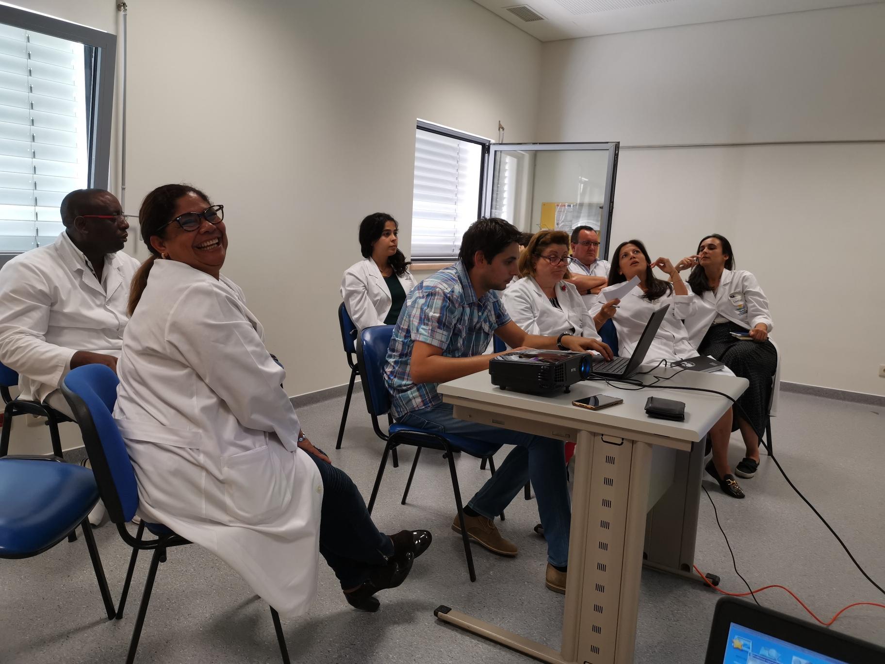 unidade local de saúde do Litoral Alentejano