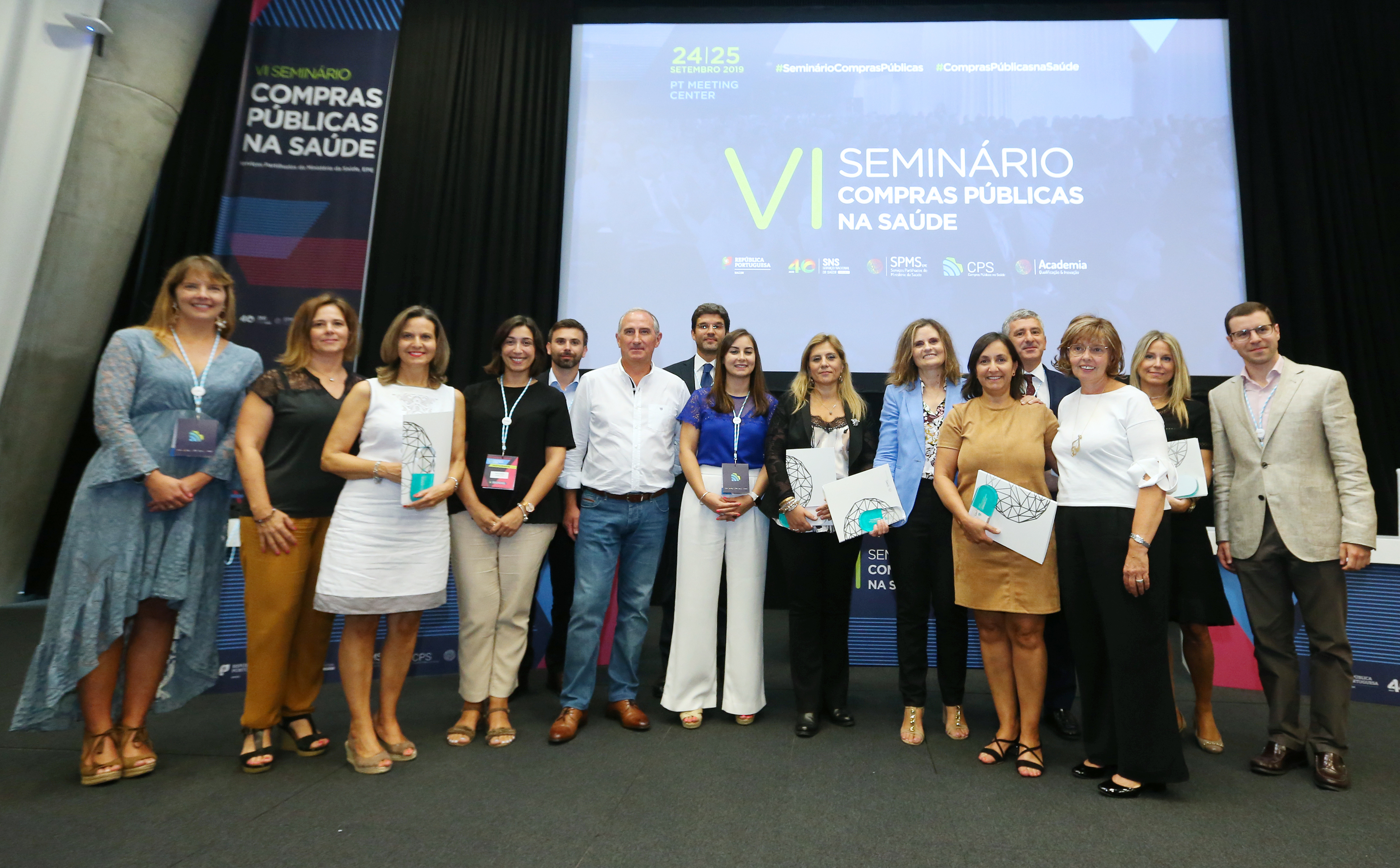 vencedores premios VI seminário compras publicas