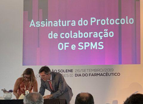 Assinatura Protocolo e SPMS