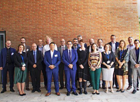 reunião Inter EU ISAC Atenas