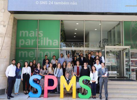 visita delegação holandesa