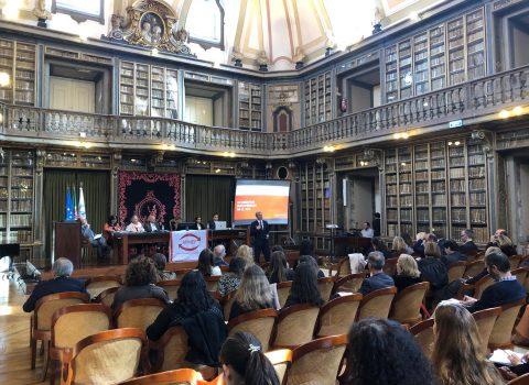 Congresso Nacional de Contratação Pública - visão do salão