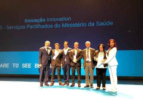 prémio inovação palco