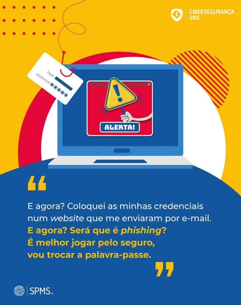 infografia cibersegurança phishing