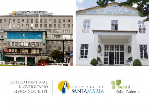 Hospital de Santa Maria Lisboa