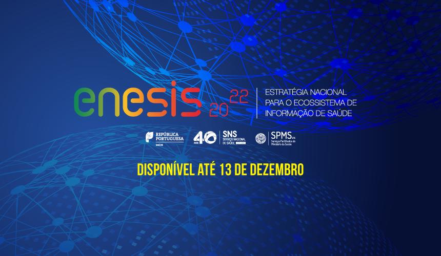 ENESIS 2022 nova data banner