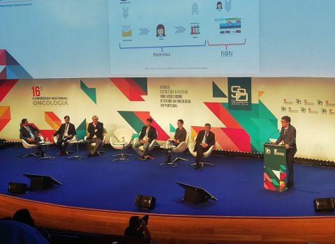 Apresentação de Henrique Martins no 16 Congresso Nacional de Oncologia