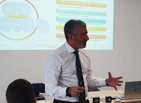 Artur Mimoso na Conferência Boas Práticas em Compras Públicas