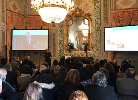 Artur Mimoso na Conferência da ARSLVT