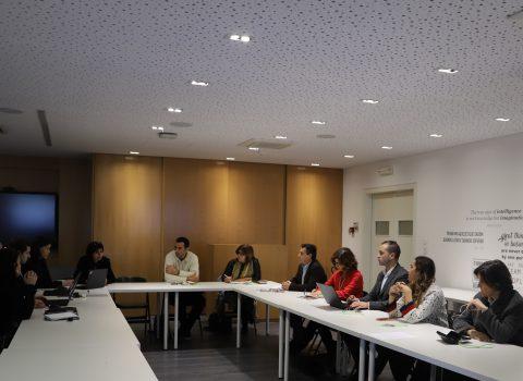Reunião conselho Consultivo ENESIS