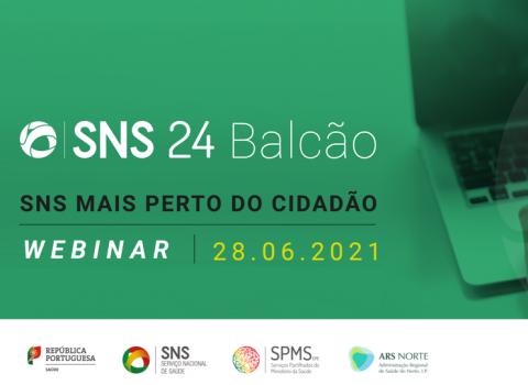 WEBINAR_SNS 24 Balcão - SNS perto do cidadão_short