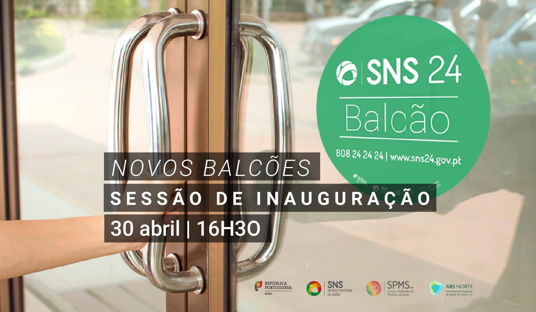 evento SNS24 Balcao-30abril